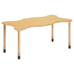 ミーティングテーブル NFPA-1812Q 休憩 老人ホーム|lookit