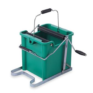 モップ絞り器 ハンドルタイプ 水切り CE-441-400-0|lookit