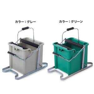 モップ絞り器 ステップタイプ 業務用 CE-441-500-0|lookit