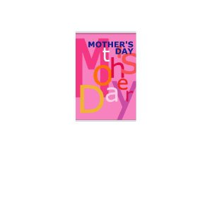 『MOTHER'SDAY』 タペストリー サイズ1S:600×900|looky