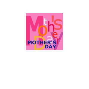 『MOTHER'SDAY』 ウィンドシート2枚セット サイズ:430×430 looky