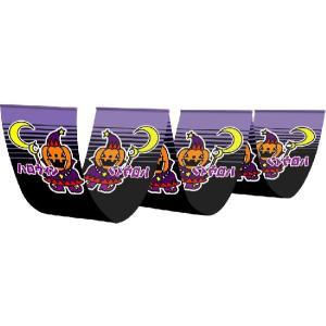『ハロウィン』 3連ペナント サイズ:600×5400|looky