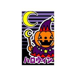 『ハロウィン』 屋外用タペストリー サイズ1L:900×1500|looky