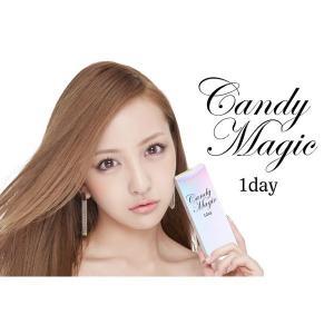 カラコン ワンデー キャンディーマジックワンデー candy magic 10枚入り 度なし 度ありカラコン 人気|loook