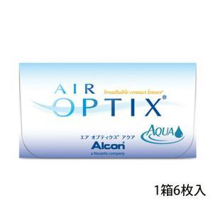 コンタクト 2週間 エアオプティクスアクア 1箱 2ウィーク 2week コンタクトレンズ 日本アルコン 旧チバビジョン 人気|loook
