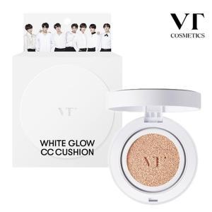 VT ホワイトグロウccクッション 韓国コスメ VTコスメティック カバークッション VT White Glow CC Cushion|loook