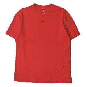 SKIN スキン 18AW MONDAY S/S Tee ロゴプリントTシャツ 1807061001...