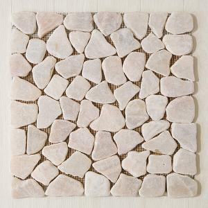 ストーンマット 石 天然石 天然石マット ストーン アジアン雑貨 バリ リゾート インテリア モダン|loopsky