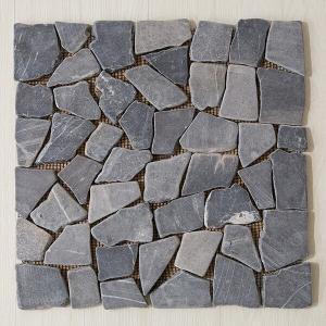 ストーン おしゃれ 石 天然石 DIY シート ストーン ガーデニング インテリア アジアン|loopsky
