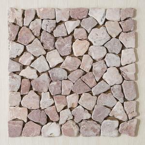 ストーンマット アジアン雑貨 天然石 おしゃれ リゾート マット シート 敷物 ストーン ナチュラル|loopsky