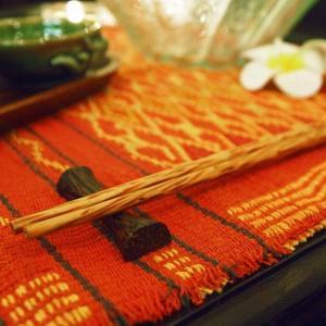 箸置き 箸 ココナッツ リゾート アジアン アジアン家具 メール便対応商品|loopsky