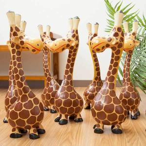 アジアン雑貨 バリ リゾート おしゃれ 木製 オブジェ インテリア 動物 プレゼント キャラクター ディスプレイ|loopsky