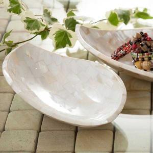 トレイ 入れ物 小物 小物入れ アクセサリー 収納 シェル シェルトレイ アジアン アジアン家具|loopsky