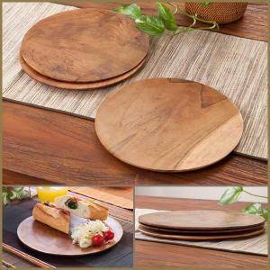 アジアン雑貨 アジアン食器 プレート トレイ お皿 チーク ウッド 木製 アジアン トレー|loopsky