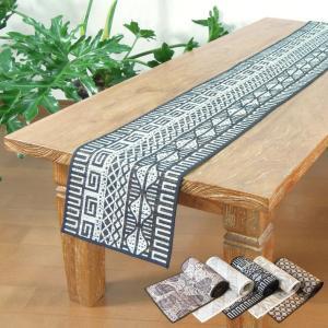 タペストリーにもなるテーブルランナー アジアン雑貨 おしゃれ 壁掛け 150cm バリ リゾート インテリア|loopsky