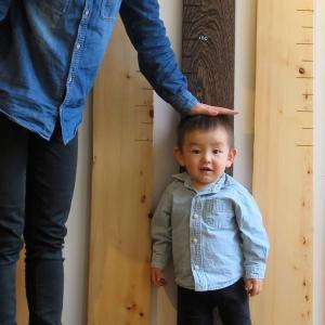 身長計 天然木 子供 キッズ ベビー 赤ちゃん 身長測定 身長 計測 成長 記録 メジャー 壁掛け ウッド 木製 ギフト プレゼント 出産祝い 誕生日|loopsky