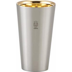 金の贅 ステンレスタンブラー(300ml)ステンレス食器 カップ コップ 結婚内祝 出産お返し 新築祝い 父の日 母の日 記念品 プレゼント lotus-bear
