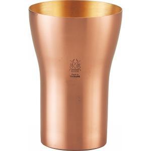 金の贅 カパーゴールドタンブラー(350ml)銅食器 カップ コップ 結婚内祝 出産お返し 新築祝い 父の日 母の日 記念品 プレゼント lotus-bear