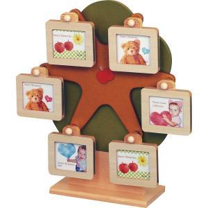 オルゴール付回転フレーム 星に願いを G-8373N ベビー用品 出産祝 誕生祝い 初節句祝 お祝い 内祝 お返し|lotus-bear