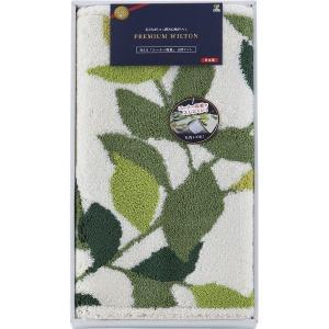 日本製ウィルトン織 洗える玄関マット(80×50cm)アイボリー 結婚 出産お返し 節句 七五三内祝 お礼 入園 入学お返し|lotus-bear