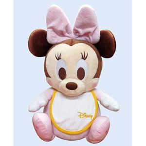 ウエイトドール ディズニー ベビーミニー(ディズニースタイ) ウエイトドール 結婚式 披露宴 ウェディング ブライダル 両親 プレゼント 出産祝い|lotus-bear