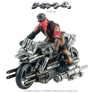 ホットトイズ ターミネーター4 ベーシックシリーズ 3.75インチ ビークル(Tバイク)|lotus-bear