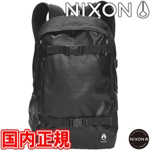 当店 PayPay還元+5% 24日(金)までニクソン スミス3 スケートパック ブラック NIXO...