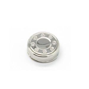 Louis FAGLIN BC001PAL-vis (ルイファグラン) ボタンカバー 8Vis (Silver) louisfaglin