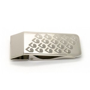 Louis FAGLIN MC001PAL-67 (ルイファグラン) マネークリップ 6ixes & 7evenz (Silver)|louisfaglin