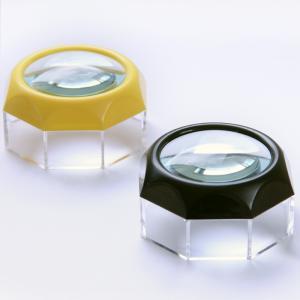 虫眼鏡 デスクルーペ 1810B 4倍 50mm|loupe