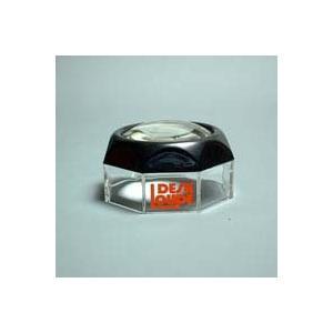 ルーペ 虫眼鏡 デスクルーペ 1810 4倍 50mm|loupe