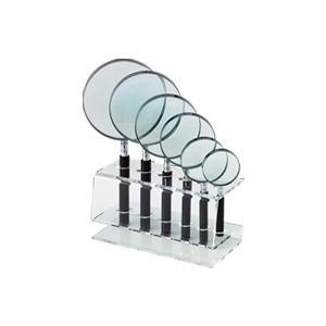 ルーペ 虫眼鏡 エボ柄ルーペ ディスプレイセット 2000 28個セット|loupe