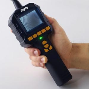 内視鏡 工業用 フレキシブルスコープ 8Φ×1m 工業用内視鏡 3R-FXS050 防水仕様 静止画 動画 内視鏡カメラ 狭い 暗い 水回り|loupe