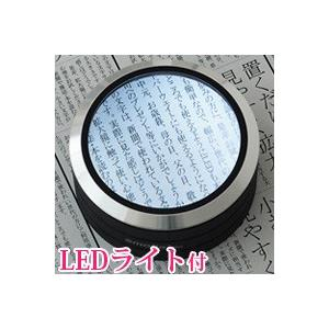 LED拡大鏡 ルーペ スモリア SMOLIA PLUS 大型レンズタイプ 約2.5倍|loupe
