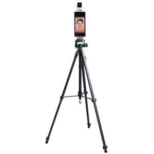 サーマルカメラ モニター一体型 三脚付 非接触 検温 ai 顔認証 サーモグラフィ カメラ 医療用の体温計ではありません インフルエンザ コロナウイル|loupe