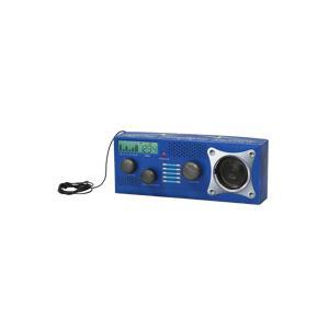 AM/FMが聞ける本格的ラジオです。サイズ:H67×W174×D33mm ■材質:ABS紙PVC ■...