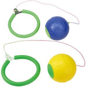 回転させてジャンプ!ビッグボールを飛び越えろ! ■商品サイズ:全長/約850mm、足掛けリング/外寸...