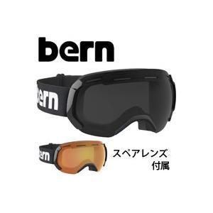 バーン ゴーグル 2015-16モデル bern EASTWOOD ジャパンフィット GM01BLKGR BERN loupe