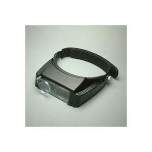 ヘッドルーペ BM-120CE 2.7倍 補助レンズ付き CE 双眼ルーペ ヘッドバンド式 池田レンズ|loupe
