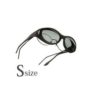 メンズ オーバーサングラス 偏光 オーバーグラス ポラライズド C602G COCOONS コクーンズ|loupe
