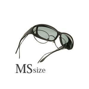 メンズ オーバーサングラス 偏光 オーバーグラス ポラライズド C412G COCOONS コクーンズ|loupe