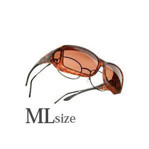 メンズ オーバーサングラス 偏光 オーバーグラス ポラライズド C427C COCOONS コクーンズ|loupe