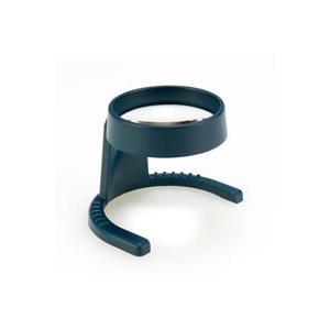 ルーペ スタンドルーペ 50mm 6倍 拡大鏡 コイル製 スタンド式 ルーペ スタンド|loupe