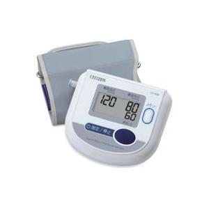 血圧計 かんたん血圧計 上腕式 ワンボタン測定 CH-453F CITIZEN シチズン|loupe