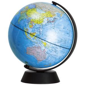 地球儀 球径20cm グローバ地球儀20 子供用 インテリア 学習 入学祝い コンパクト 軽い 小さい 卓上 デビカ クリスマスプレゼント|loupe