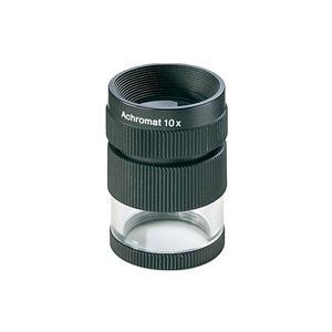 ルーペ 虫眼鏡 精密ドッキング スケールルーペ 10倍 23mm 工業用検査用 115410 エッシェンバッハ|loupe