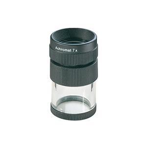 ルーペ 虫眼鏡 精密ドッキング スケールルーペ 7倍 23mm 工業用検査用 11547 エッシェンバッハ|loupe
