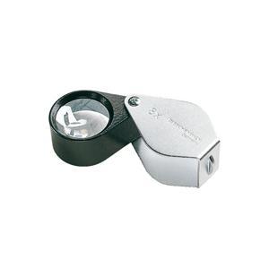 ルーペ 虫眼鏡 精密 繰り出しルーペ 6倍 23mm 工業用精密検査用 11766 エッシェンバッハ|loupe
