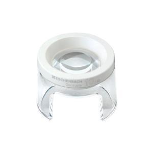ルーペ 虫眼鏡 ワイド スタンドルーペ 10倍 35mm 写真や印刷のチェック用 2628 ルーペ スタンド エッシェンバッハ|loupe