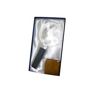 ルーペ 虫眼鏡 ルーペ ギフトセット gift 手持ちルーペ 2倍 ポケットルーペ 3.5倍 G4BW エッシェンバッハ|loupe